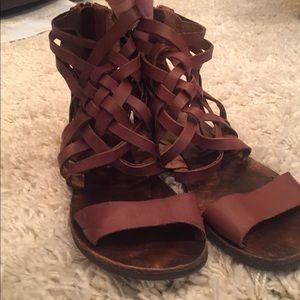 Jeffrey Campbell Ibiza sandals